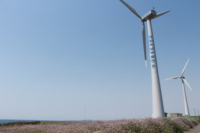 ガパド 風力発電