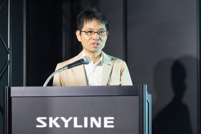 スカイライン遠藤 智実氏
