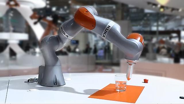 LBR iiwa Robot