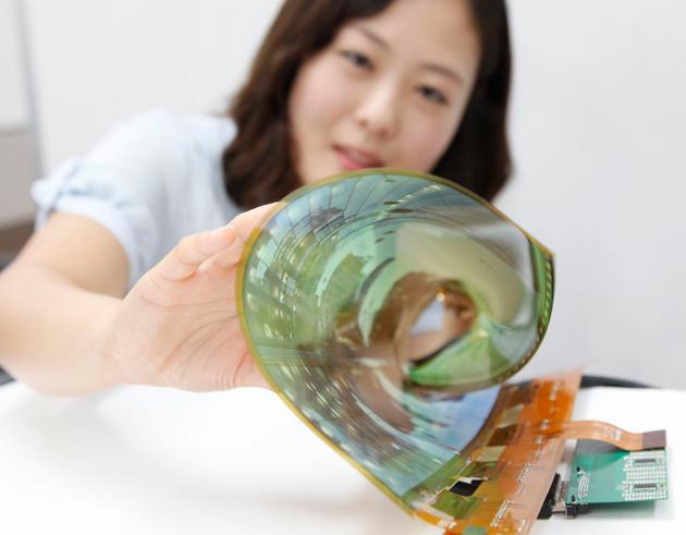 有機ELディスプレイ(OLED)