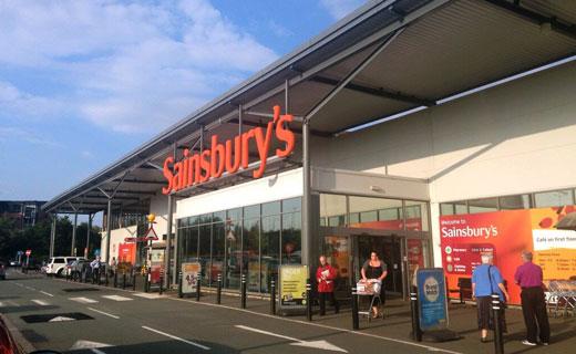 セインズベリー(Sainsbury's)
