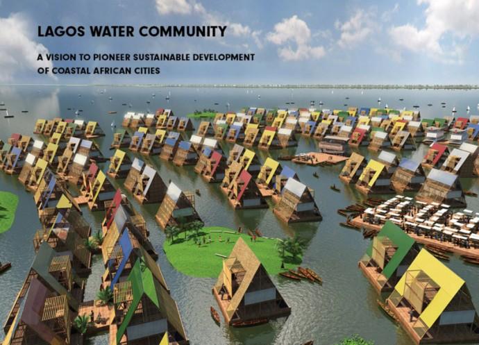 ラゴス 水上都市 コミュニティ