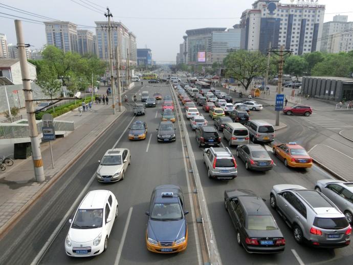中国SUVブーム