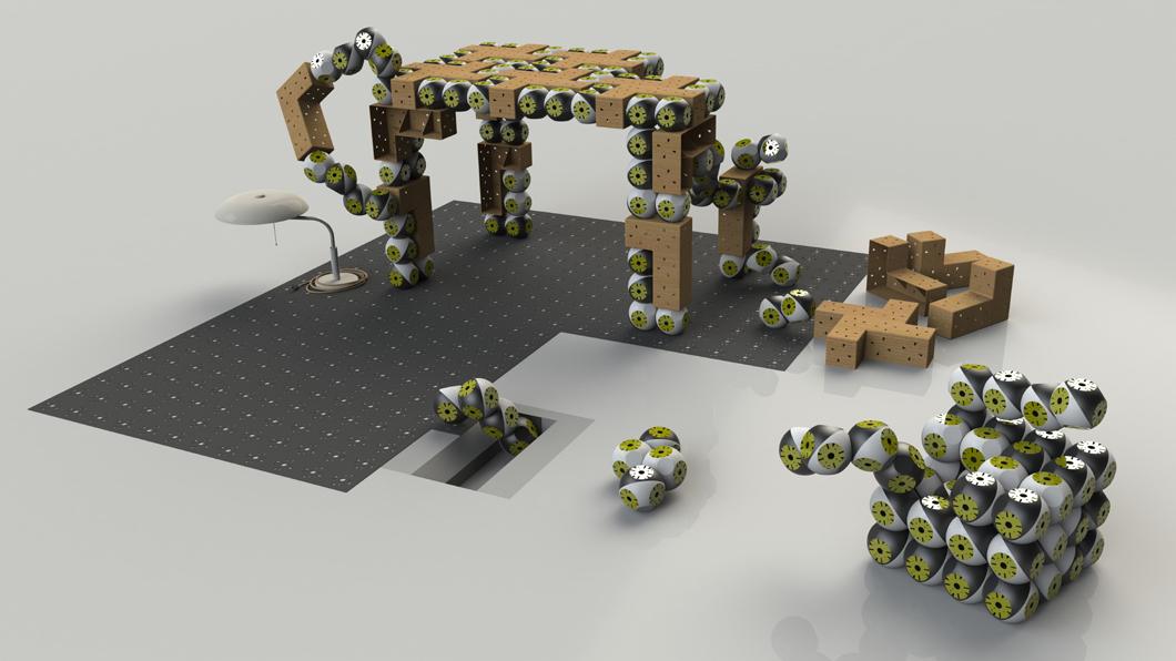 Roombots