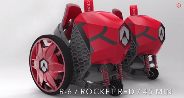RocketSkates本体