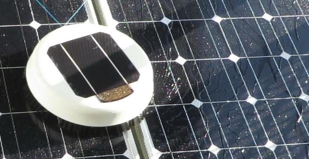 Scrobby Solarで洗浄中