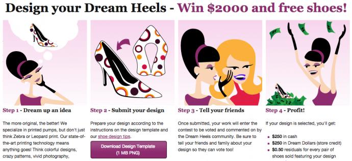 Dream Heels