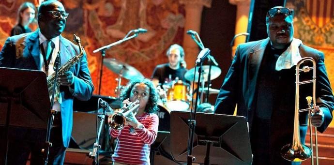 ジャズ キッズ バルセロナ