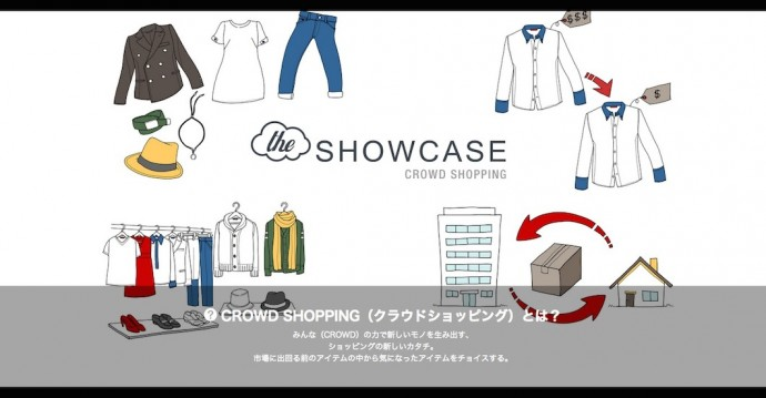 the SHOWCASE