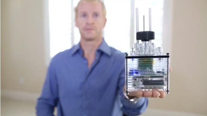 小型低価格3Dプリンター「iBoxNano」