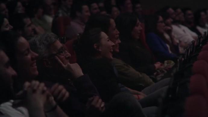 観客も納得