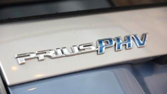 プリウスPHV
