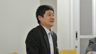 トヨタIT・ITS企画部ITS開発室長・木津雅文氏
