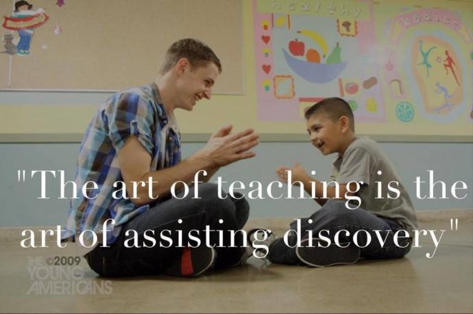 ヤングアメリカンズ The Young Americans  NPO 教育
