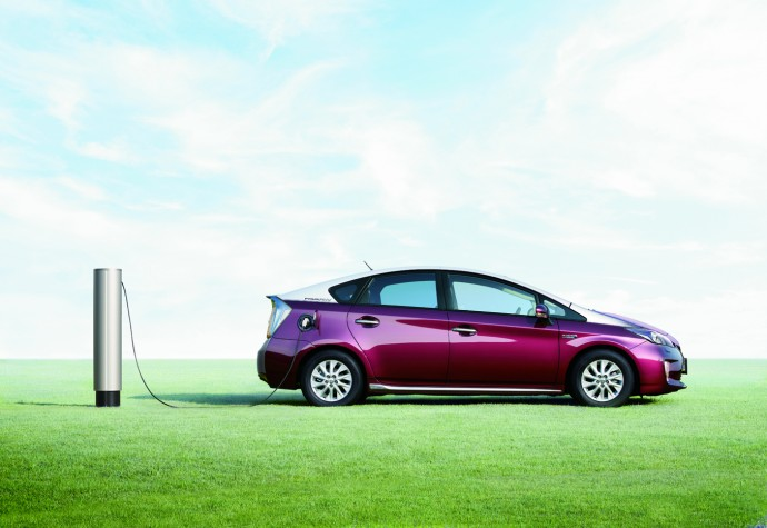 次世代自動車充電