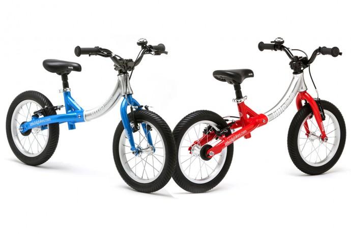 が短くなり、自転車のバランス ...