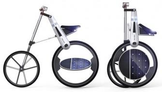 Solarbikeデザイン