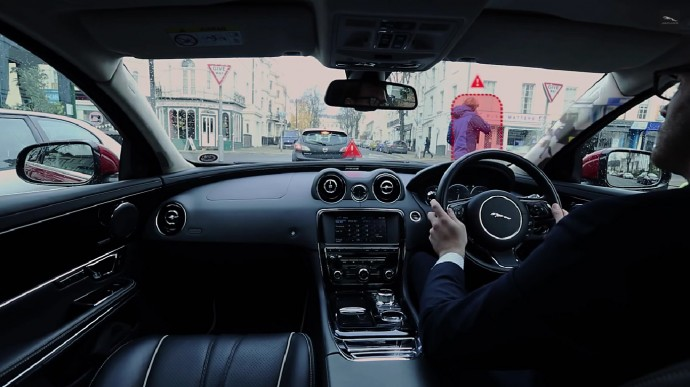 The 360 Virtual Urban Windscreen