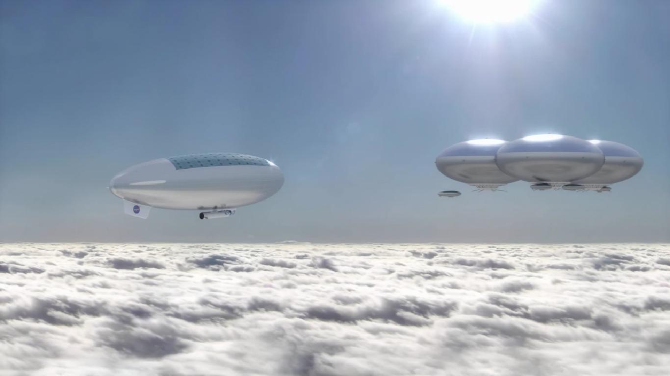 HAVOC(High Altitude Venus Operational Concept)