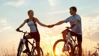 自転車のギヤにイノベーション