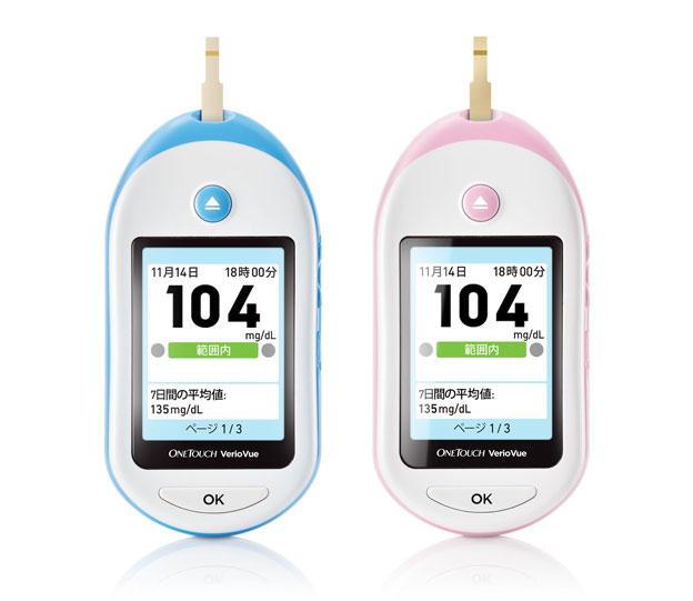 血糖値管理は「ワンタッチ」で!自分で簡単に検査できる測定器