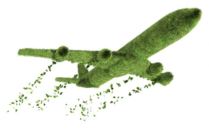 ミドリムシで空を飛ぶ