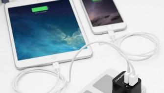 iPhoneを「倍速チャージ」できる充電器は裏技でもなんでもなかった?