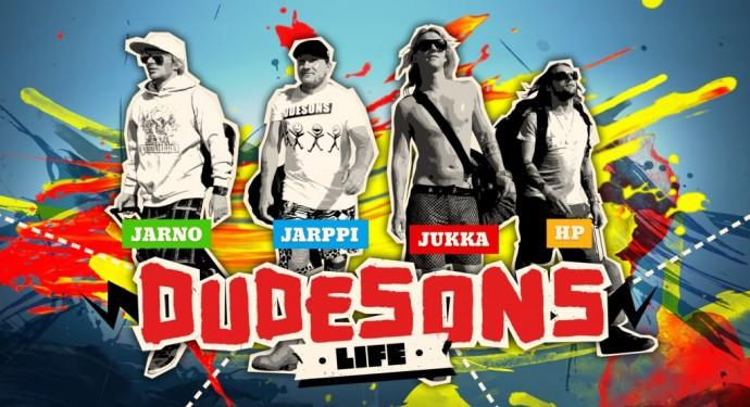 dudesons デュードソンズ フィンランド
