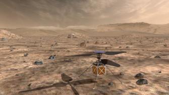 火星探索が一気に進む!? 「偵察ヘリ」はローバーと相性抜群だった
