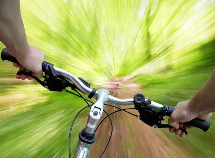 自転車の 道案内 自転車 アプリ : そこで、ハンドルグリップを ...