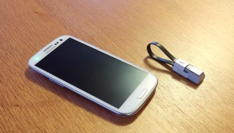 ポケットに忍ばせておきたい!USBと充電ケーブルは1つの時代でしょ