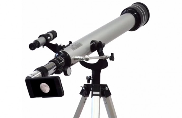 iPhoneで天体観測をしよう!「ライブビュー天体望遠鏡」