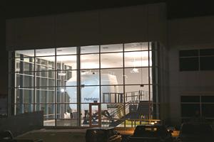 HONDA JETフライトシミュレータ_トレーニングセンターセンター