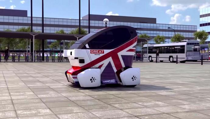 イギリスが「自動運転車」をリードする?春から公道での走行実験開始へ