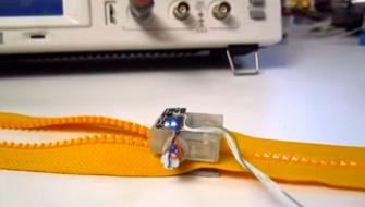 ジッパーが「ロボット化」して自動になれば、実はかなり便利では?