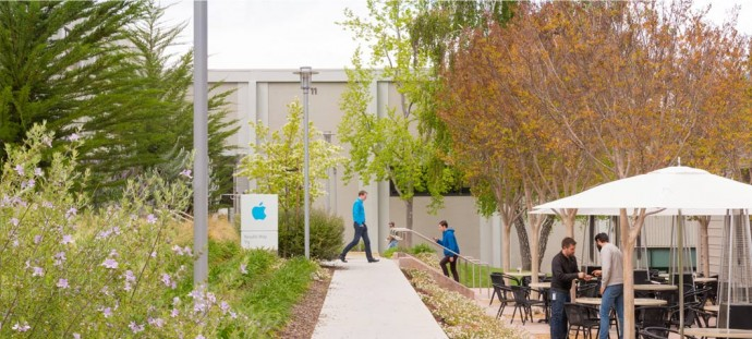 apple データセンター 再生可能エネルギー