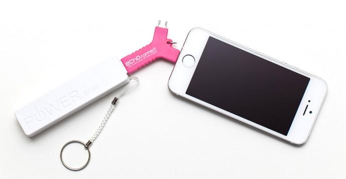 iPhoneもAndroidもこの「デュアル」コネクトケーブル1つでOK