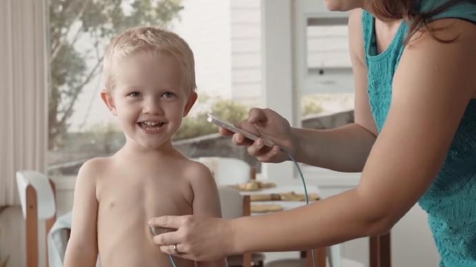 デジタル聴診器