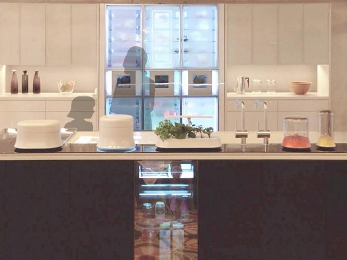 これが未来の家?三菱電機が「スマートホーム」のコンセプトを提案