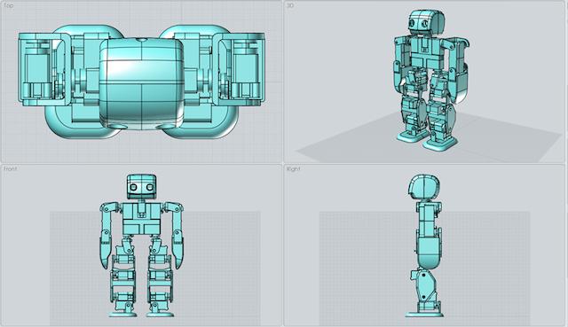 3Dデータ公開