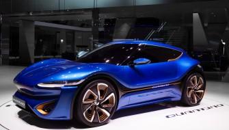 次世代カーの新しい選択肢!世界初の低圧電気自動車「QUANTiNO」