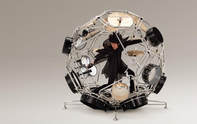 楽器とバイクが融合するとこうなる!ヤマハの「project AH A MAY」