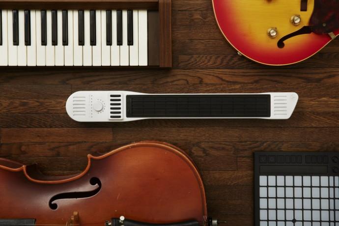 ギターもピアノもチェロも1台で奏でられるマルチインストルメント