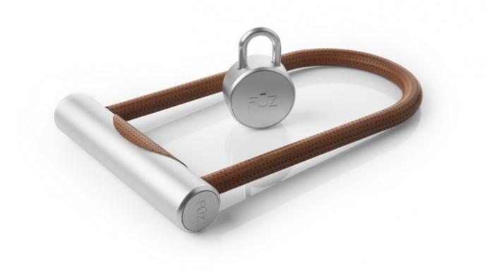 自転車の鍵をスマホで解錠できる「Noke U-Lock」が便利だ