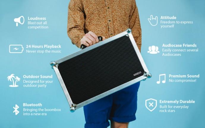 80年代を思い出させる「現代版BOOMBOX」で思いっきり音楽しよう