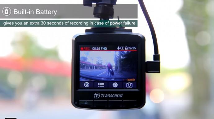 ストーカーか!? 位置情報を監視するドライブレコーダー「DrivePro 220」