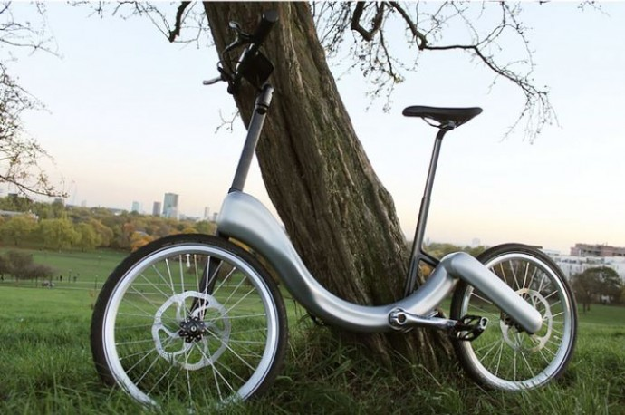メリットしかない?折り畳めるようになったチェーンレス自転車