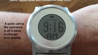 シニアが欲しいのはApple Watchではなく「らくらくウォッチ」か!?