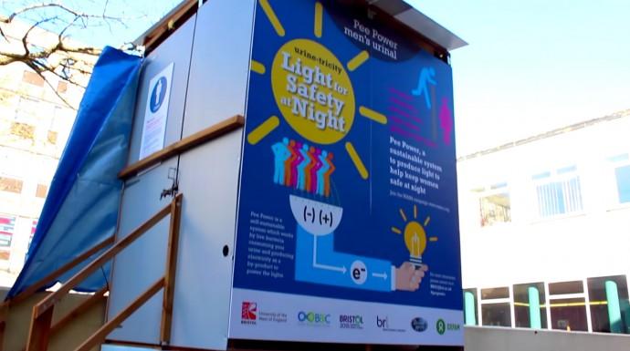 「おしっこパワー」で貧困国を救え!尿で作れる微生物燃料電池が完成
