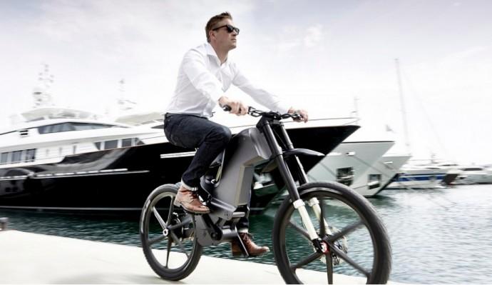 機能も値段もドを越えた電動アシスト自転車「Trefecta DRT」